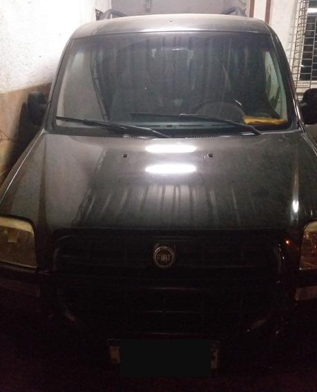 Fiat Doblo 1.8 Elx Flex 5p 2006