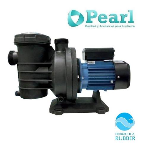 Imagen 1 de 5 de Bomba Autocebante Pool 100 Pearl 1hp Hidraulica Rubber