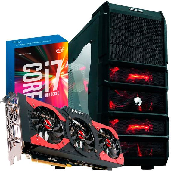 Computador Gamer - Gtx 1080 - I7 6700k