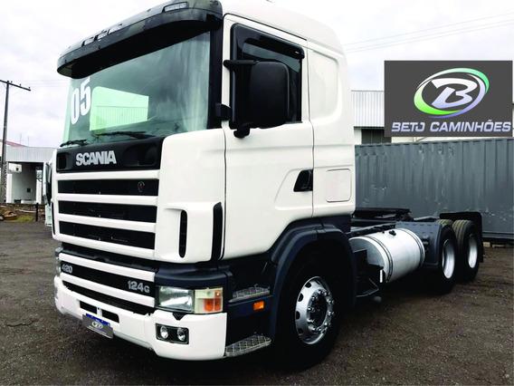 Scania R 420 6x2 2005