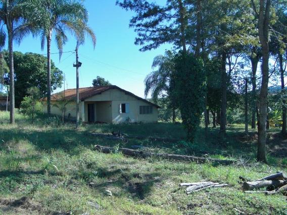 Sítio Em Estrada Municipal Rural, Cajuru/sp De 50m² À Venda Por R$ 350.000,00 - Si576766