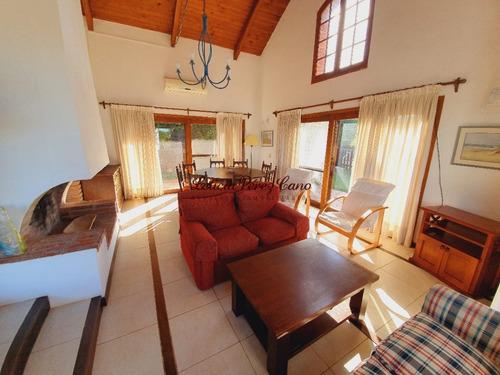 Alquiler Casa En Manantiales 3 Dormitorios - Ref: 14562