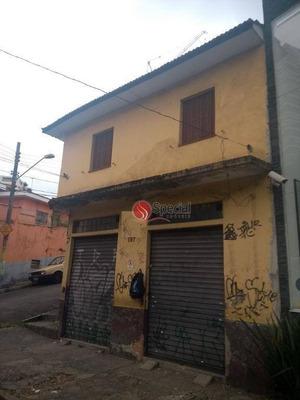 Imóvel Em Local Comercial - Confira !!! - Te1057