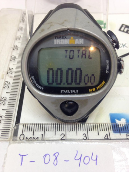 Máquina Timex T08404 Masculino Relógio Digital Webclock