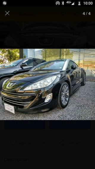Peugeot Rcz 200 Hp