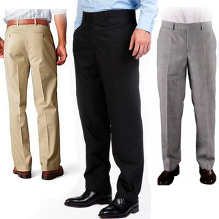 Confección De Pantalones De Vestir E Informales
