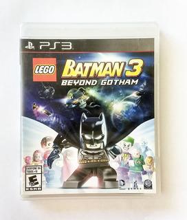 Videojuego Playstation 3 Lego Batman 3 Original Uso Fisico