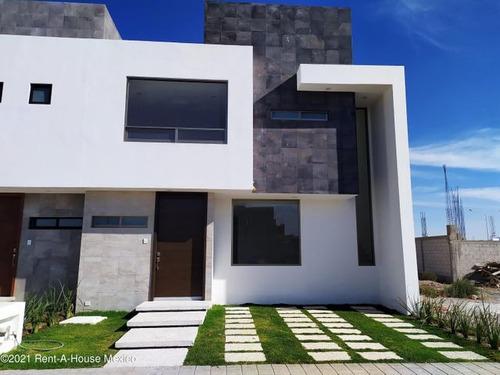 Imagen 1 de 10 de Casa En Venta En San Antonio Pachuca De Soto 213178ig