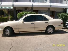 Mercedes Benz 1998. Clase E Elegance..u$s9000 Y4 F.inanciado