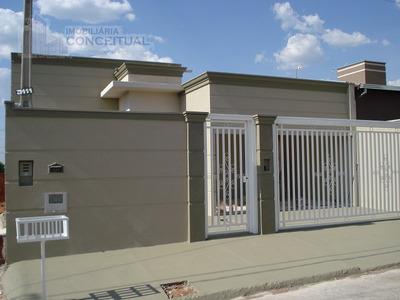 Casa Para Venda, 3 Dormitórios, Jardim Laguna - Mirassol - 493