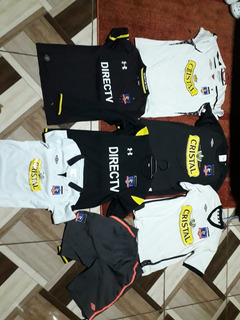 Camisetas Colo Colo Niño