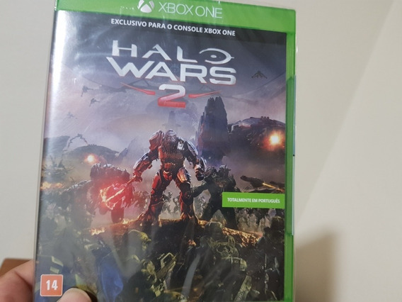 Halo Wars 2 Lacrado Original Xbox One Midia Fisica