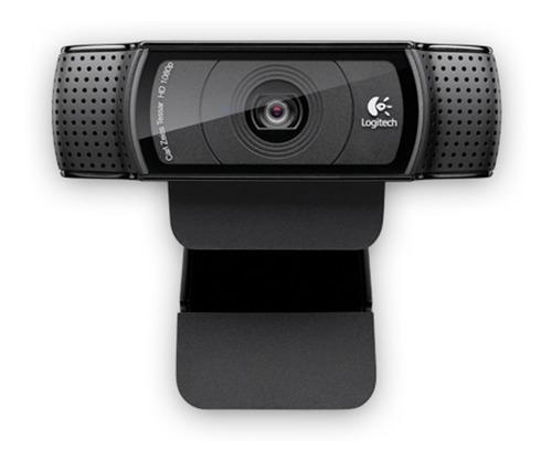 Imagen 1 de 7 de Cámara Web Logitech C920 Full Hd 1080p Micrófono Estéreo