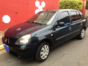 Renault Clio Sedan 1.6 16v Expression Hi-flex 4p