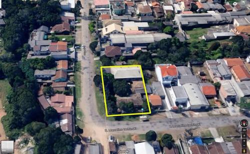 Terreno À Venda Com 1120m² Por R$ 780.000,00 No Bairro Fazendinha - Curitiba / Pr - Te0201