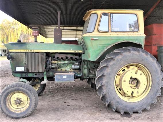 Vendo Tractor John Deere 3420 Año 1974 En Excelente Estado
