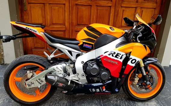 Honda Cbr 1000 Repsol Original Impecable