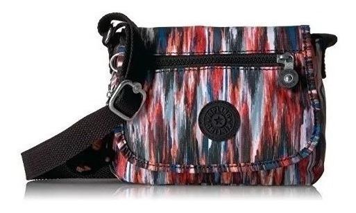 Kipling Vivid Falls Crossbody Mini Bag Original Bolsa