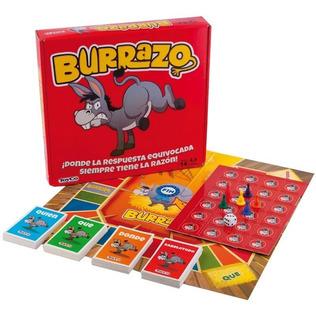 Juego De Mesa Burrazo Toyco Superbland
