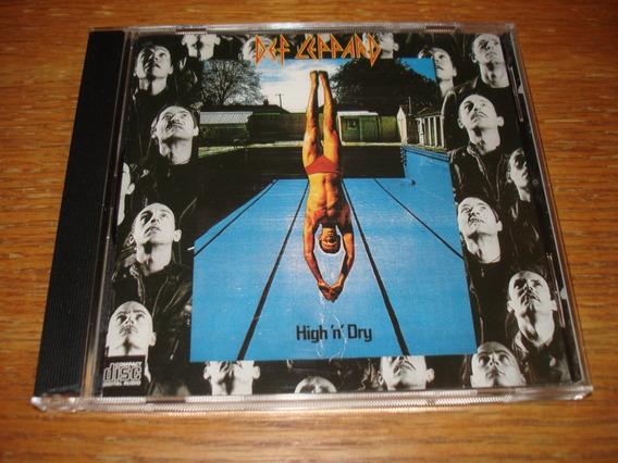 Def Leppard - High