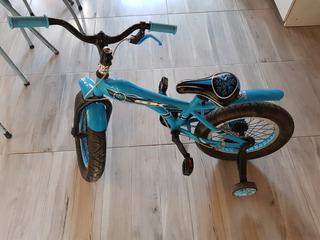 Bicicleta Para Niños Sbk Fat Hunter Rodado 16