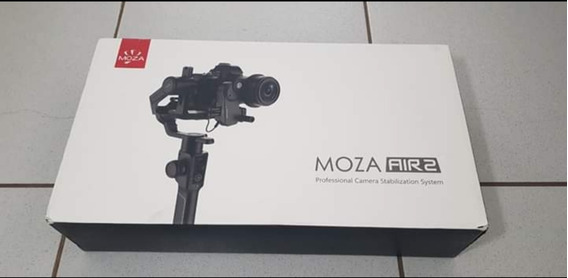 Estabilizador Moza Air 2 Para 4,2 Kg