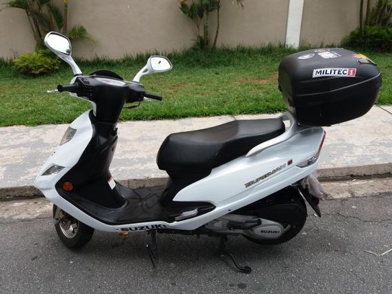 Suzuki Burgman 125 I - Excelente Estado - Oportunidade !!!