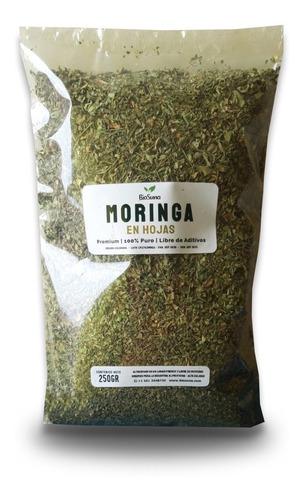 Moringa En Hojas (250gr) - Producto Natural 100% Puro