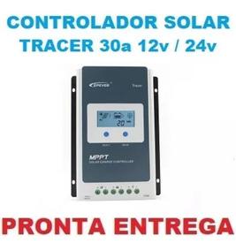 Controlador De Carga Solar Mppt Epever Tracer 30a 3210an