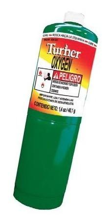 Tanque Oxigeno 40gr Corte Soldadura Turner Ox9c