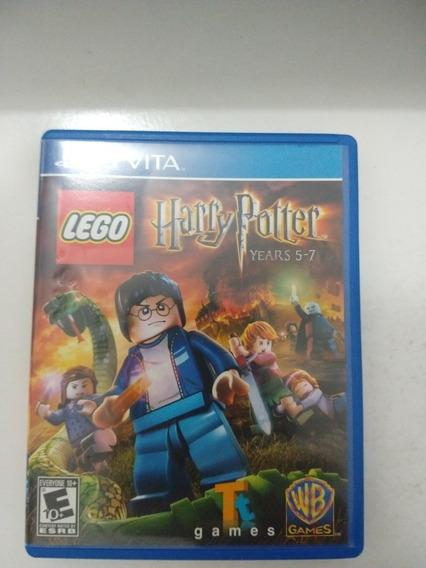 Harry Potter Lego Years 6-7 Psvita Original Mídia Física