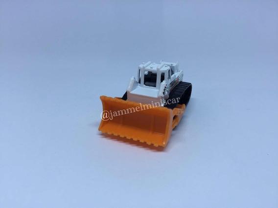 Miniatura Matchbox Bulldozer 1/64 (loose)