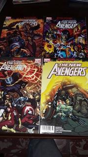New Avengers Reino Oscuro Marvel Televisa Comic Dc Hulk Thor