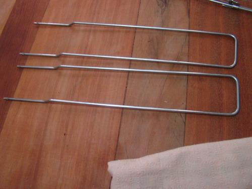 Trilhos Auxiliares Máq Trico Elgin  Modelo Da Última Foto
