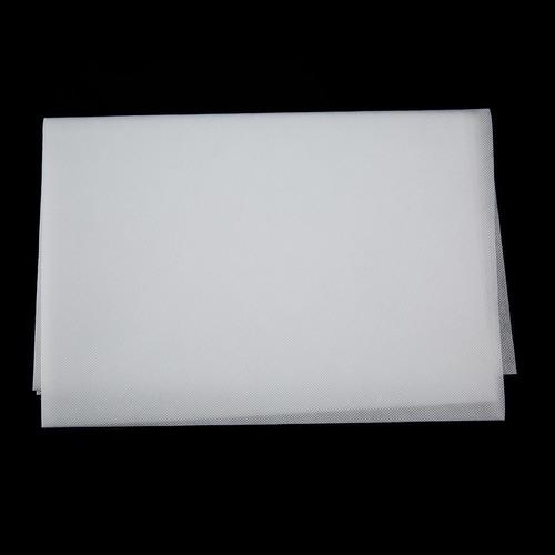Blanco Cortina de Pantalla de proyecci/ón de 150 Pulgadas Tela no Tejida Blanco Port/átil Suave para KTV Ba Sala de conferencias Cine en casa