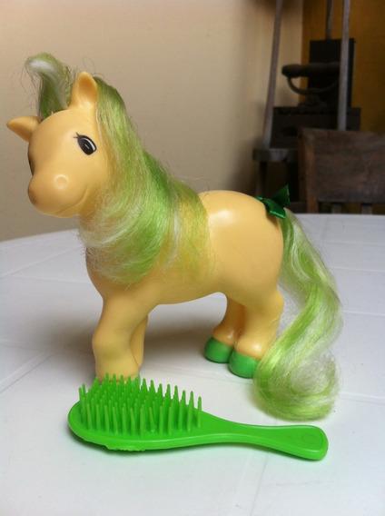 Cavalo Coleção Boneca Moranguinho Brinquedo Antigo Estrela