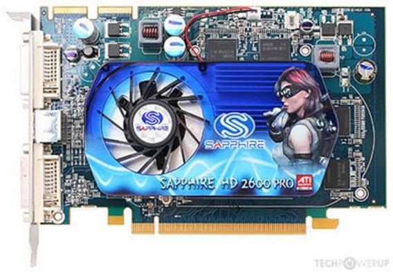 # Sapphire Hd 2600 Pro