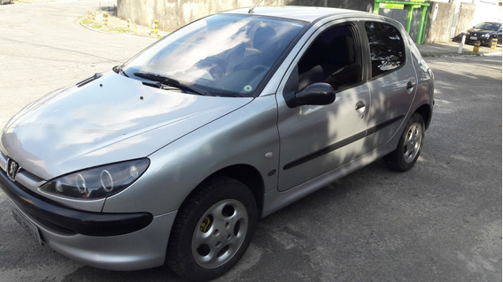 Peugeot 206 1.0 16v Soleil 5p