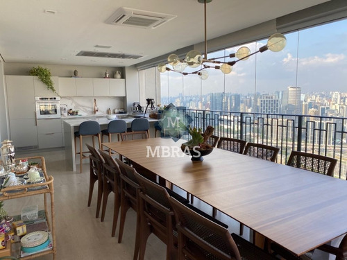 Apartamento Deslumbrante No Parque Cidade Jardim - Mb9973