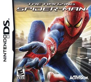 Juegos,the Amazing Spider-man - Nintendo Ds