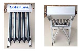 Mini Colector Solar P/ Calefaccion Radiador Pre Calentador