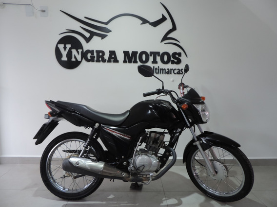 Honda Cg Fan 125 Ks 2018