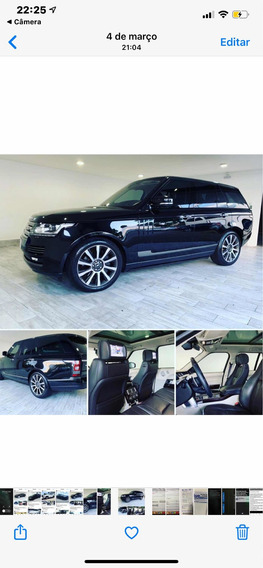Land Rover Range Rover Vogue Autobiography