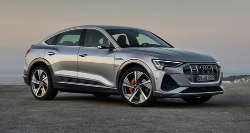 Audi E-tron Etron Electrico Sportback 55 Tfsi