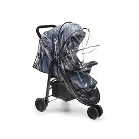 Capa De Chuva Universal Para Carrinho De Bebê