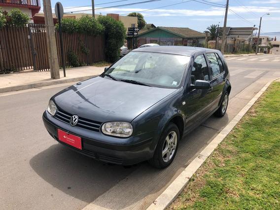 Volkswagen Golf 1.6 Aut Comfortline 2002