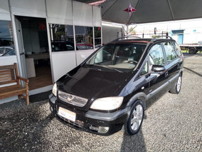 Chevrolet Zafira Flexpower(elite) 2.0 8v(aut.) 4p 2005