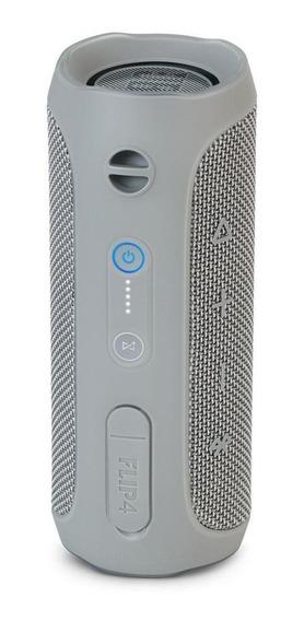 Bocina JBL Flip 4 portátil inalámbrica Grey