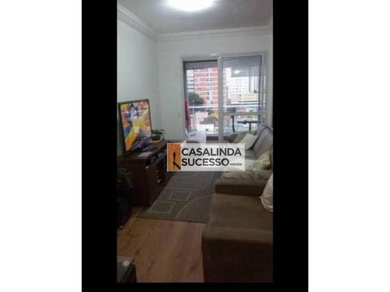 Apartamento Com 1 Dormitório À Venda, 50 M² Por R$ 480.000,00 - Tatuapé - São Paulo/sp - Ap4919
