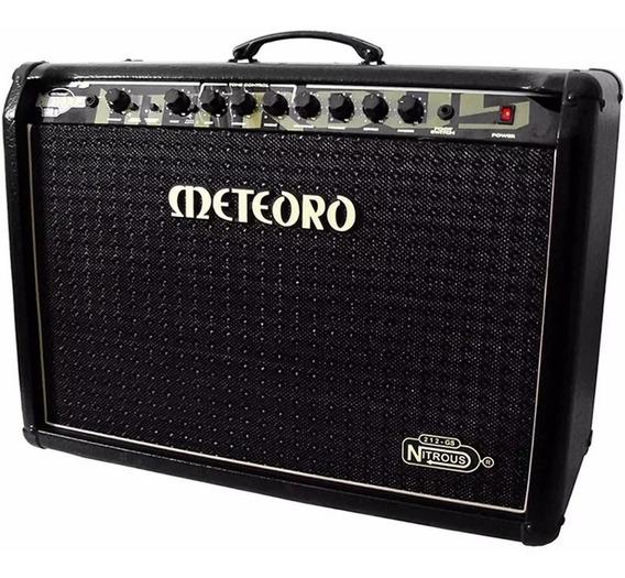 Cubo Amplificador Combo Guitarra Meteoro Nitrous Gs160 160w